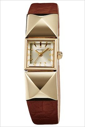 Moussy (マウジー) - マウジー腕時計 MOUSSY WM0021B4 腕時計 マウジー 時計 スタッズ STUDS