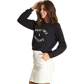 Billabong Women's Good Times Sweatshirt