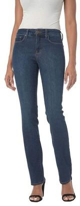 NYDJ Marilyn Straight Leg Jeans - Cooper