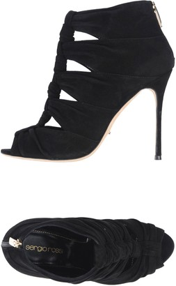 Sergio Rossi Ankle boots - Item 11263839XT