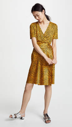 Diane von Furstenberg Flare Dress