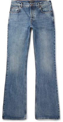 Balenciaga Denim Jeans - Men - Mid denim