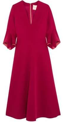 Roksanda Linaria Crepe Midi Dress