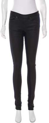 G Star Mid-Rise Skinny Jeans