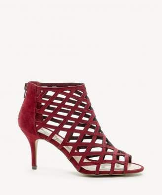 Sole Society Portia caged mid heel