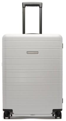 Horizn Studios - Model H Medium Check In Suitcase - Womens - Light Grey