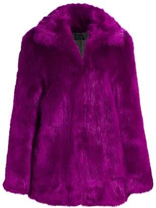 RtA Kate Faux Fur Coat