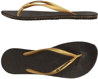 Amazonas Toe strap sandals - Item 11441306EH