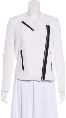Helmut Lang Long Sleeve Zip-Up Jacket