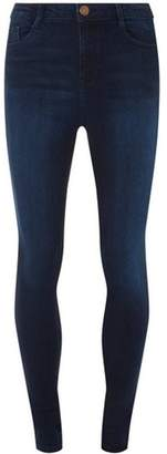 Dorothy Perkins Womens **Tall Blue Shaping Jeans