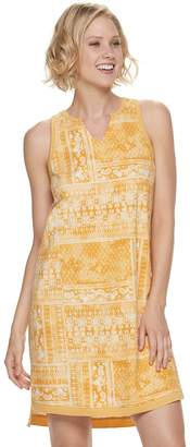 Sonoma Goods For Life Women's SONOMA Goods for Life French Terry Tank Dress