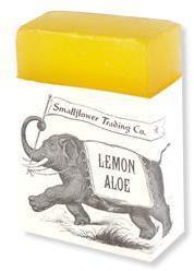 Smallflower Trading Co. Lemon Aloe Soap