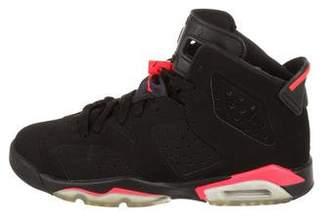 Jordan Boys' 6 Retro Infrared 23 Sneakers
