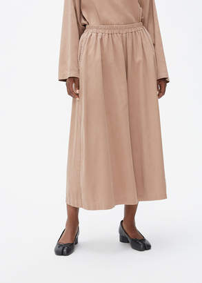 Black Crane Wide Culotte