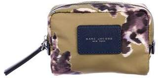 Marc Jacobs Printed Cosmetic Bag w/ Tags
