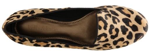 Kelly & Katie Dandy Leopard Loafer