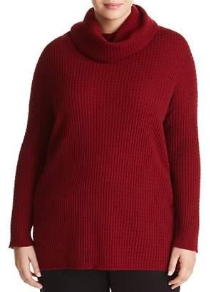 Marina Rinaldi Arcadia Convertible Cashmere Sweater