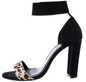 Nicholas Ankle-Strap Sandals
