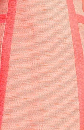 Milly Cotton Blend Sheath Dress