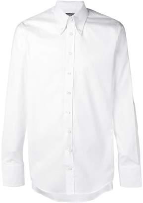 DSQUARED2 Oxford slim-fit shirt