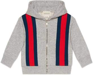 Gucci Baby sweatshirt with Web