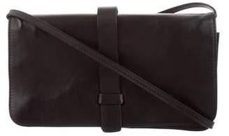 Calvin Klein Collection Leather Crossbody Bag