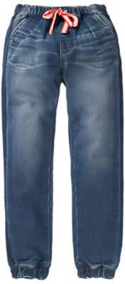 Boden Mini Girls' Denim Jeans, Blue