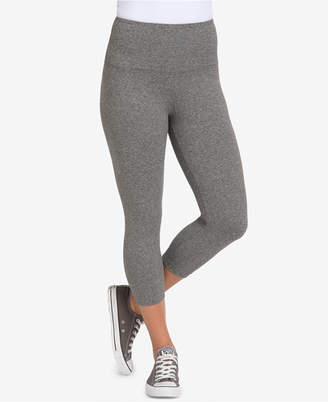 Lysse Wide Waistband Capri Leggings