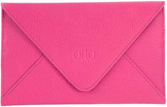 OTTO Leather Otto Genuine Leather Wallet Multiple Slots Money, ID, Cards, Smartphone, RFID Protect