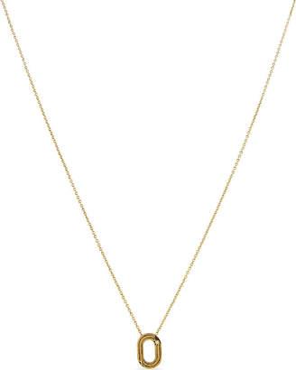 Maje 'O' pendant necklace