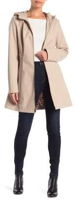 Via Spiga Walker Zip Front Jacket