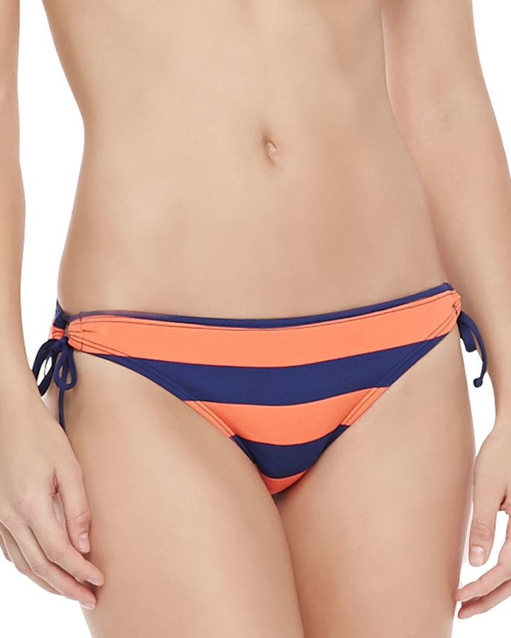 Splendid Marcel Striped Swim Bottom