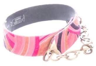 Gianni Versace Velvet Waist Belt