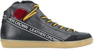 Leather Crown High-tops & sneakers - Item 11660495DH