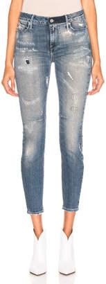 RtA Monroe Jeans in LA Grande Blue | FWRD