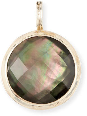Dina Mackney Round Mother-of-Pearl Doubler Pendant