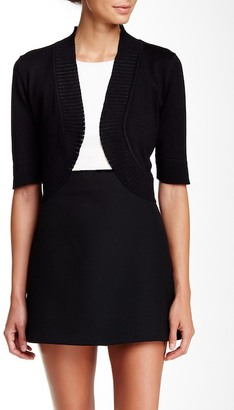 Cable & Gauge Shrug Sweater (Petite) $60 thestylecure.com