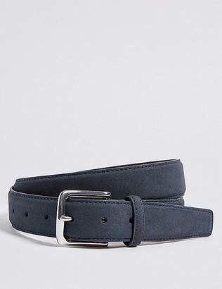 Marks and Spencer Faux Suede Feather Edge Casual Belt