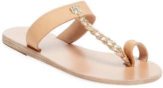 Ancient Greek Sandals Melpomeni Toe-Loop Sandal