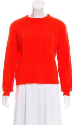 Alexander Wang Long Sleeve Wool Sweater