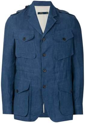 Polo Ralph Lauren front pocket blazer