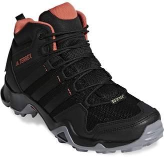 adidas Outdoor Terrex AX2R Mid GTX Women's Waterproof Hiking Shoes