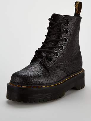 Dr. Martens Lolita Boot - Black