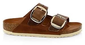 Birkenstock Women's Arizona Big Buckle Leather Sandals