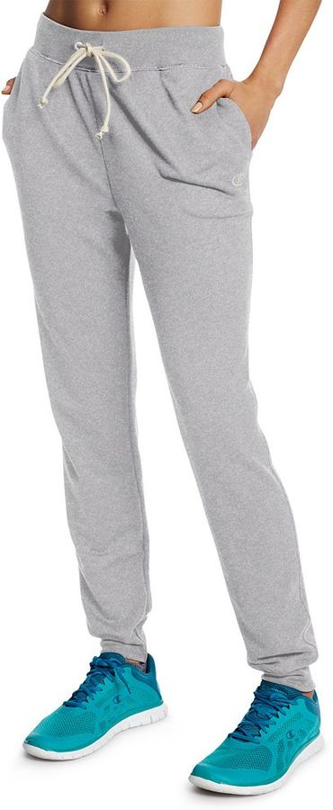 Women's Champion French Terry Jogger Pants