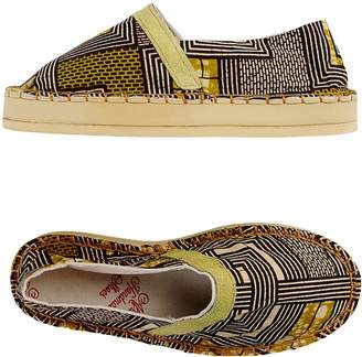 AFRICAN HANDMADE SHOES Espadrilles - Item 11032560KM