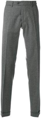 Berwich slim fit trousers