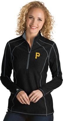 Antigua Women's Pittsburgh Pirates Tempo Pullover