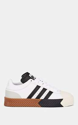 adidas by Alexander Wang Women's Skate Super Leather Sneakers - White