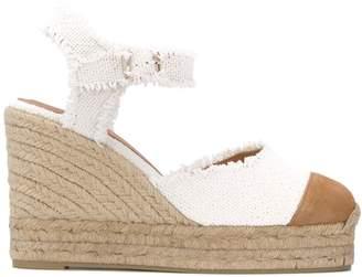 Castaner wedge heel woven sandals